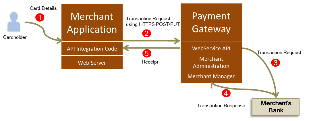 Direct Payment Integration Model
